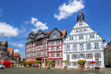 Butzbach, Marktplatz, Altes Rathaus