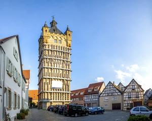 Bad Wimpfen, Blauer Turm