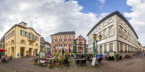Eberbach, Alter Markt,