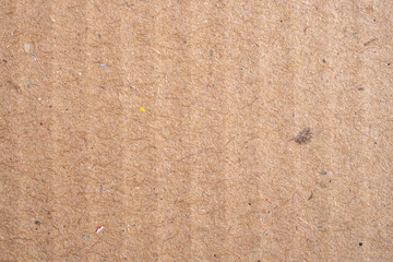 close up brown paper box texture and background