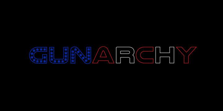 Idea for gun anarchy in the USA.