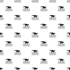 Ancient history pattern vector seamless repeat for any web design