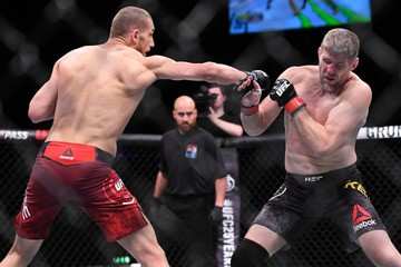 MMA: UFC Fight Night-Liverpool: Kelly vs Breese