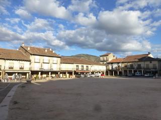 Riaza,villa española  del macizo de Ayllón en la provincia de Segovia, en la comunidad autónoma de Castilla y León (España)