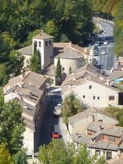 Segovia,ciudad de la comunidad autónoma de Castilla y León (España)