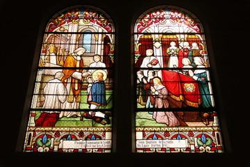 Paris - Eglise Saint Jean Baptiste de la Salle