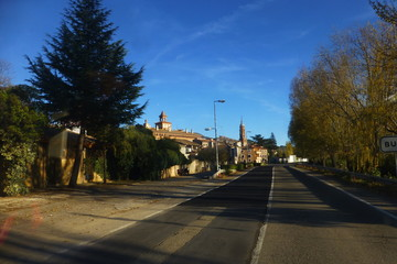 Burbáguena, población de España, perteneciente a la Comarca del Jiloca, al noroeste de la provincia de Teruel, comunidad autónoma de Aragón (España)