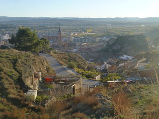 Calatayud,ciudad de la provincia de Zaragoza, Comunidad Autónoma de Aragón, en España,
