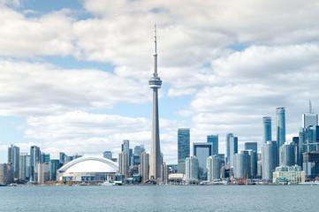 Tuinposter Toronto Toronto Skyline (Metropolis)