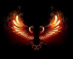 fire wings