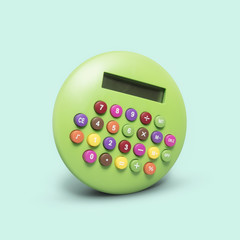 Calculator (Clipping Path)