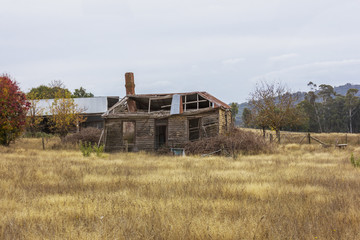 Abandoned House - Stanly