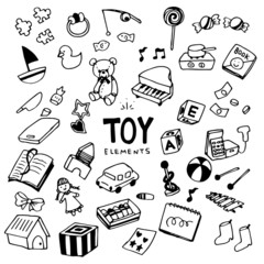 Toy Illustration Pack