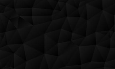 black triangular background