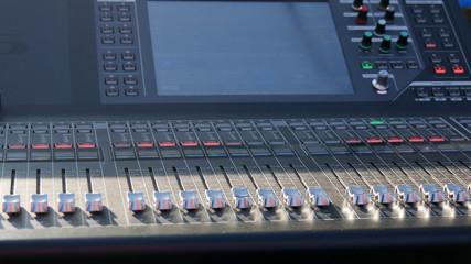 Studio di registrazione musicale
