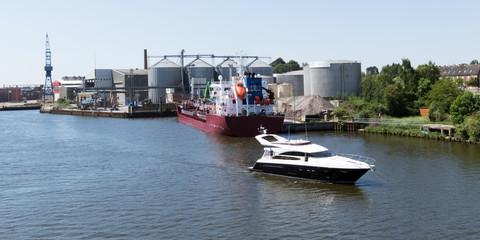 Hafen Lübeck