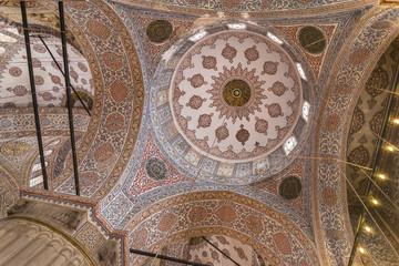 Suleymanie Blue Mosque in Istanbul
