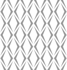 ps952aVector seamless pattern. Modern stylish texture. Repeated geometric pattern. A lattice with shaped cells.