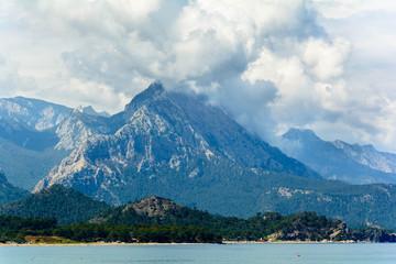 Горы в Кемере в Турции
