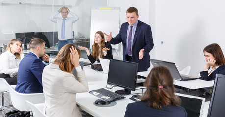 head scolding associates