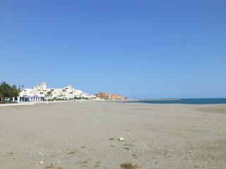 Puerto de Almerimar / Ensenada San Miguel, poblacion  situada en El Ejido, Almeria ( Andalucia, España)