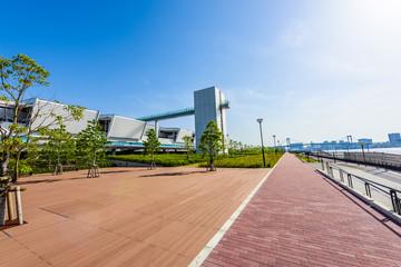 豊洲ぐるり公園 Toyosu Gururi park