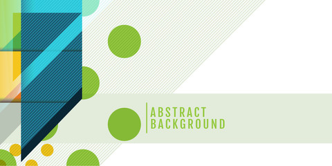 background quares and shadows - colorful geometric futuristic tech abstract Colorful with space for text. Vector. on white background