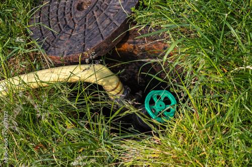Wasseranschluss Im Garten Stockfotos Und Lizenzfreie Bilder Auf