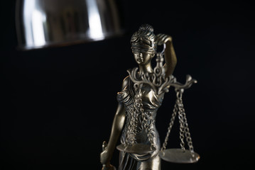 Law and Justice, Concept image. Law theme