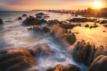 Fototapete - Nam O Beach