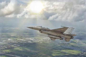 Thai Air Force is flying