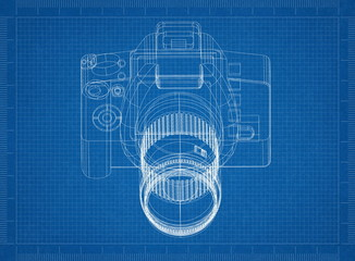 Camera Architect blueprint