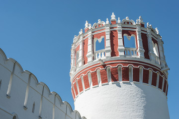 novodevichy convent tower