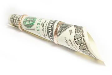 money business on a white background