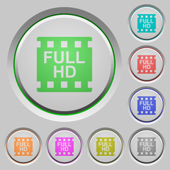 Full HD movie format push buttons