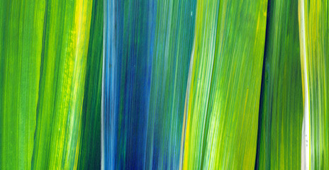 Abstract acrylic painting for use as background, texture, design element. Modern art in Mixed...