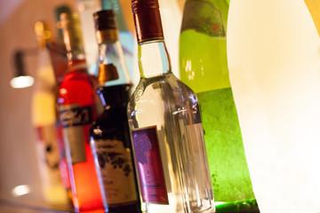 アルコール・ボトル
