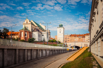 St. Anne's Church, Warsaw, Poland