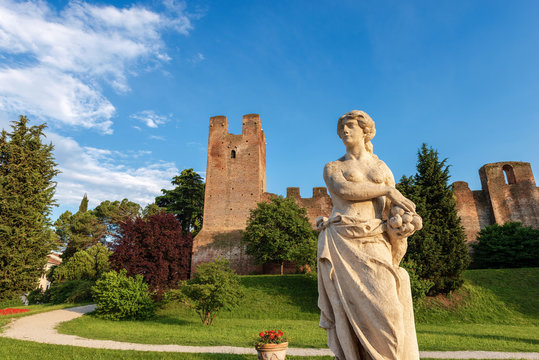 Fortified Town of Castelfranco Veneto - Italy
