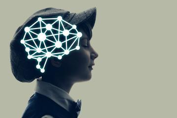 子供と頭脳