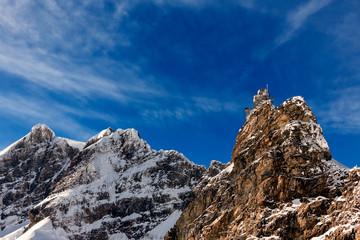 The Sphinx Observatory Switzerland.