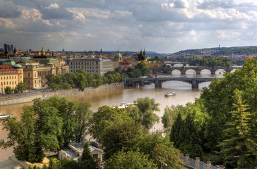 Prague - Skyline