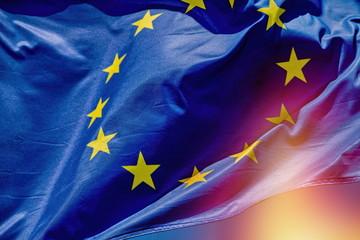 European Union flag Home