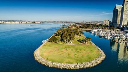 San Diego Marina - bay