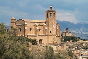Santa Maria Church and Sant Crist of Balaguer