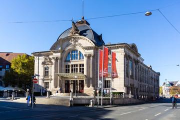 Canvas Prints Theater Stadttheater in Fürth