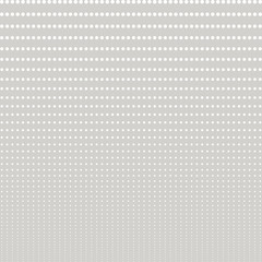 Abstract background halftone circle seamless.