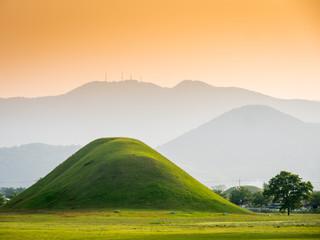 Cheonmachong Tomb, Gyeongju, South Korea