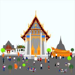 Thailand life style