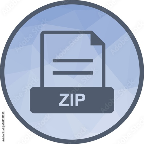 ZIP, folder, zipped